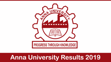 Anna University Results 2019