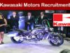 India Kawasaki Motors Recruitment 2020